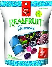 Real Fruit Gummies Super Fruits Fresh Pack, 350g