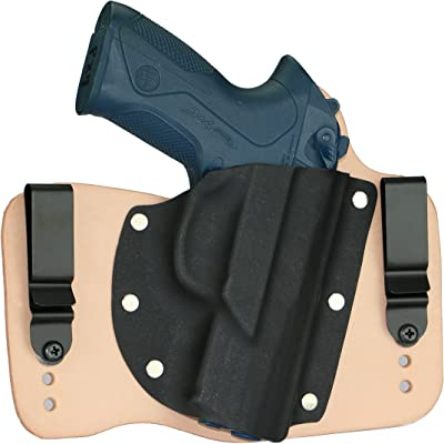 FoxX Holsters Beretta PX4 Storm Fullsize in The Waistband Hybrid Holster Tuckable