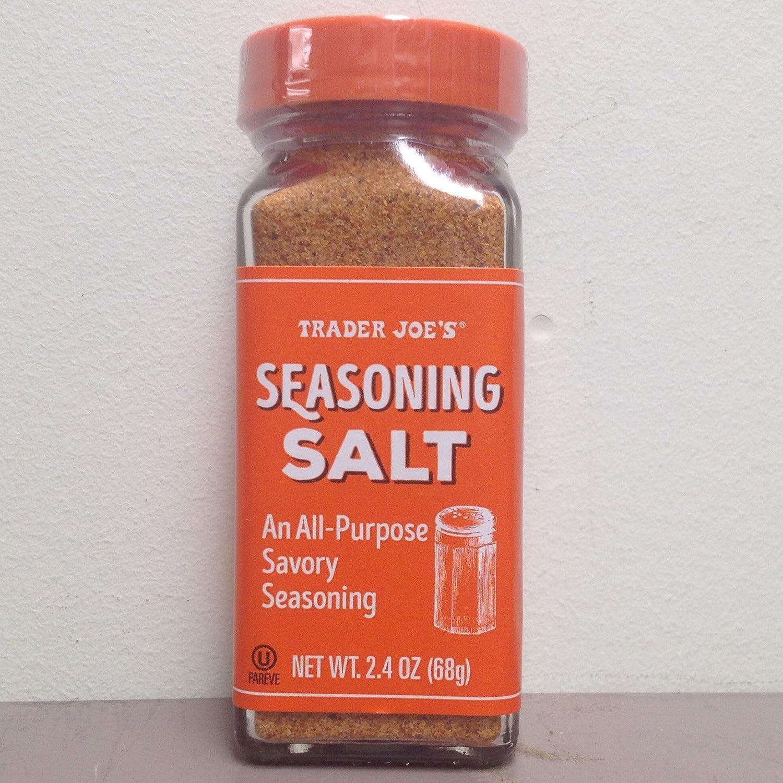 Trader Joe's Seasoning Salt