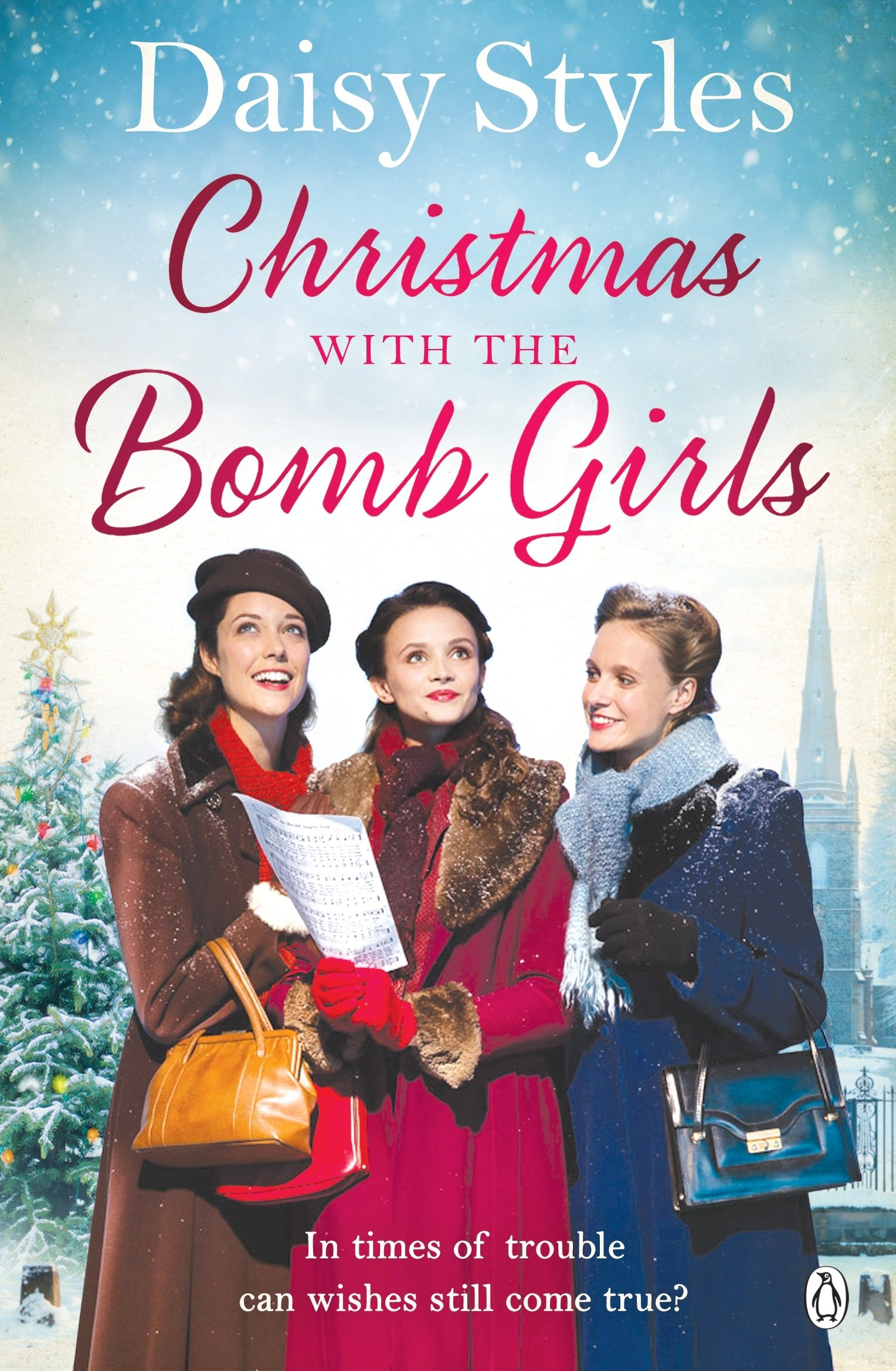 Image result for Christmas with the bomb girls  styles