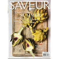 Saveur 2016 Magazine BLUEBERRY BARBECUE CHICKEN Southern Oysters On The Half Shell