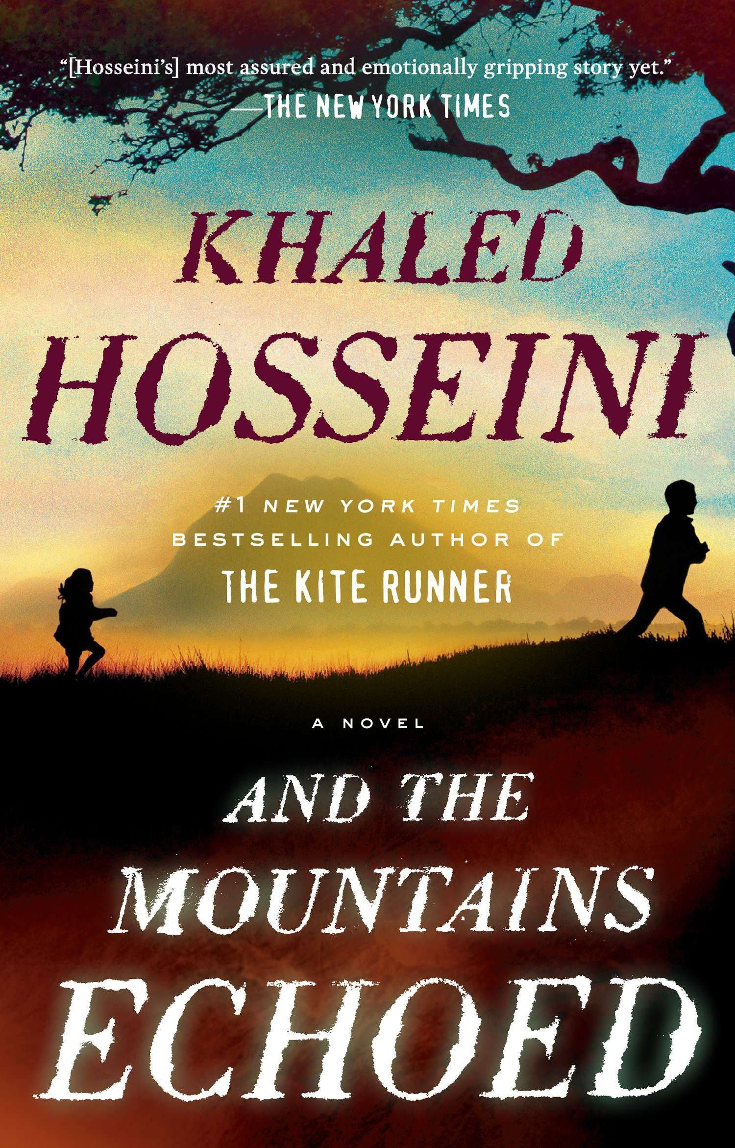 And the Mountains Echoed: Amazon.es: Khaled Hosseini: Libros en idiomas extranjeros
