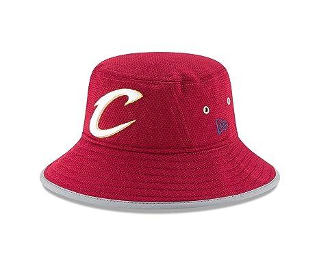 Amazon.com   NBA Cleveland Cavaliers Adult NE16 Training Bucket Hat ... 0e5040c785e