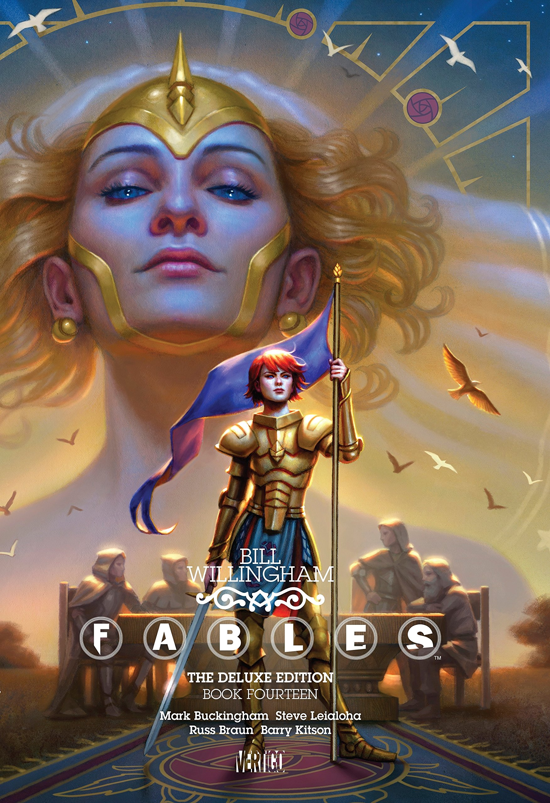 Fables Deluxe Three Bill Willingham