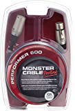 Monster Performer 600 Mic Cable - 10'