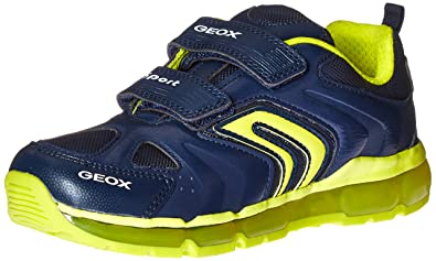 Geox Jungen J Android Boy D Low Top