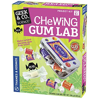 Thames & Kosmos Chewing Gum Lab Science Kit: Toys & Games