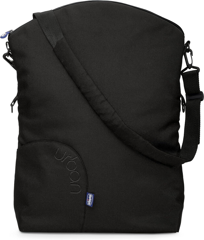 color negro Chicco My Bag Urban Bolso para silla de paseo
