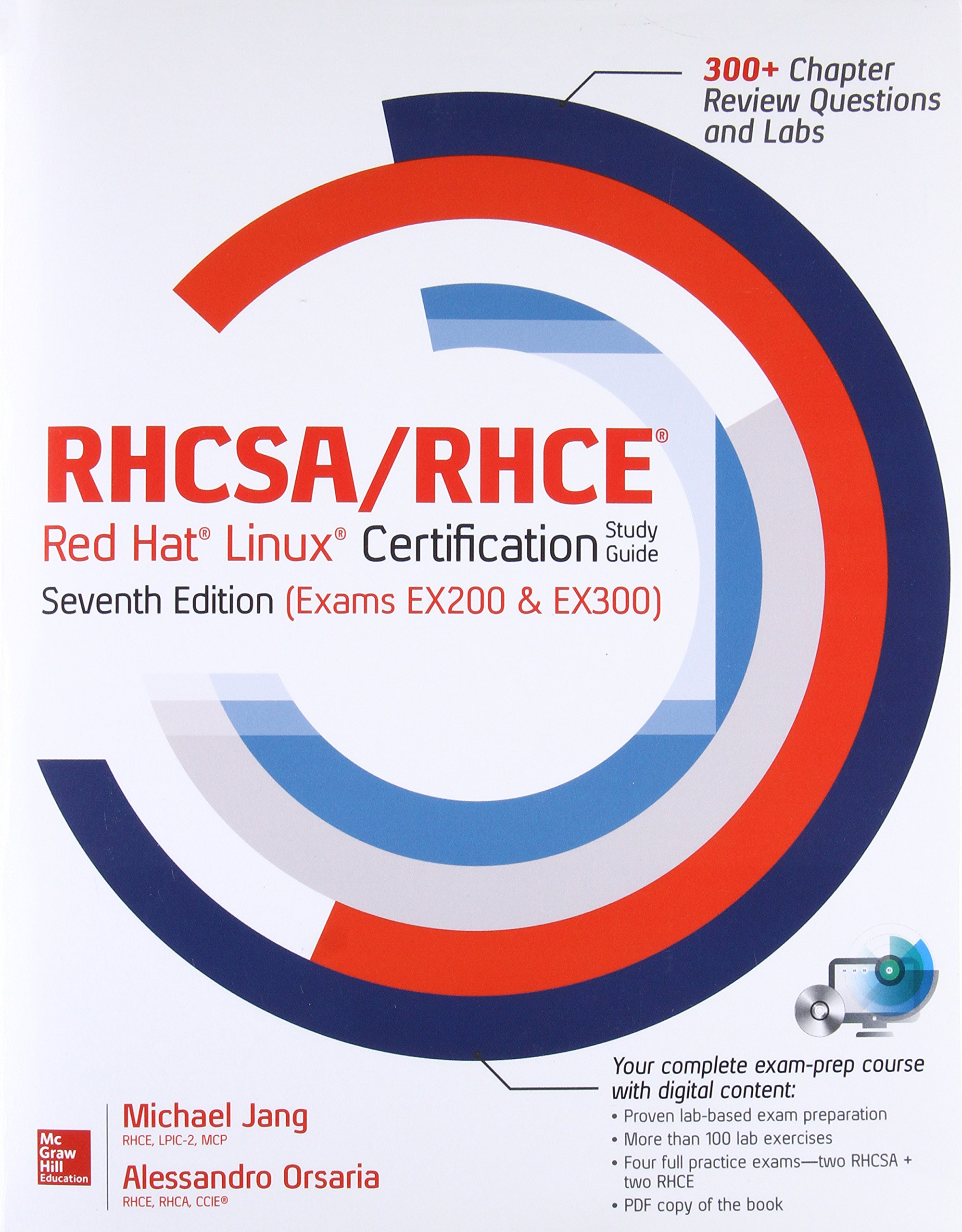 RHCSA/RHCE Red Hat Linux Certification Study Guide, Seventh Edition (Exams EX200 & EX300) by McGraw-Hill Education