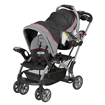 Baby Trend Sit N Stand Ultra Stroller Millennium Baby Amazon Com