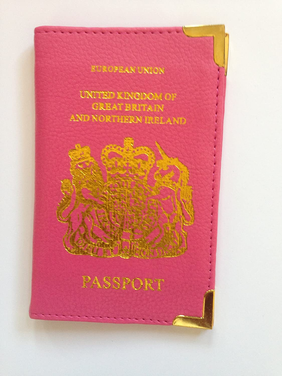 Passport covers amazon real leather passport holder pink ccuart Choice Image