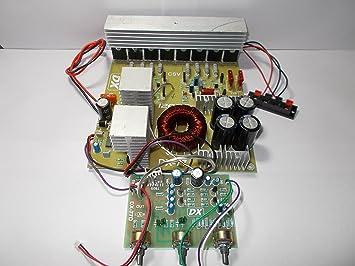 Soumik Electricals 12000 Watt Amplifier Board Of 12 Dc Amazon In