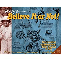 Ripley's Believe It or Not!: Daily Cartoons 1929–1930 (Ripleys Believe It or Not Orig Cartoons Hc)