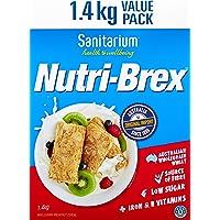 Sanitarium 欣善怡 优粹麦全谷麦片(即食谷物)1.4kg(澳大利亚进口) (特卖)