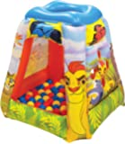 The Lion Guard Disney The Lion Guard Mark of The Guard Playland Set with 20 Balls