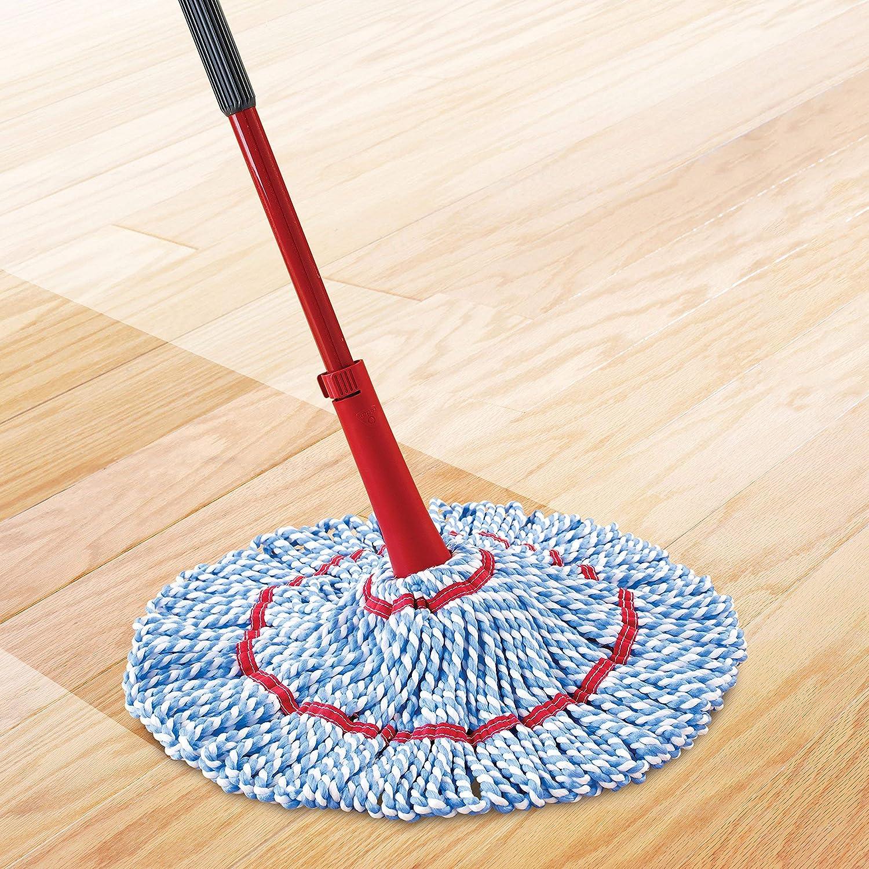 O-Cedar 超纤维拖把,清除顽固污渍还不伤地板