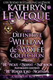 The Definitive William de Wolfe Collection: Selected de Wolfe Pack Novels