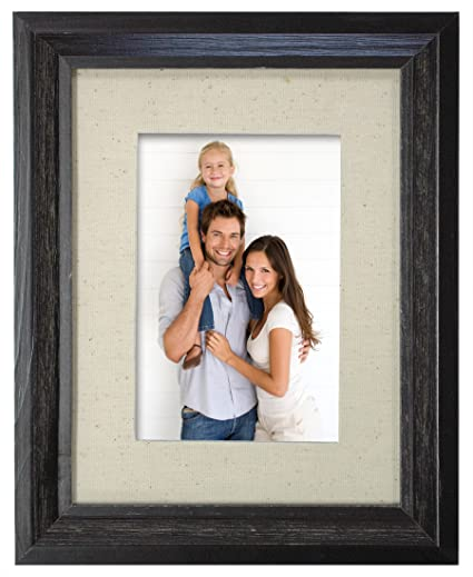Amazon.com - MCS Industries Solid Wood Frame, 6x8-inch Matted To ...