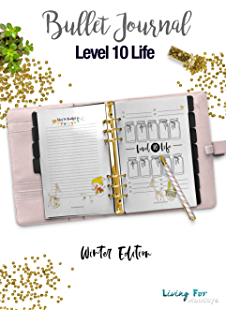 photograph regarding Level 10 Life Printable titled : Everyday Planner: Dairy Planner Eye-catching Design and style