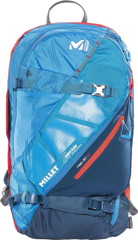 Millet Neo 30 Ars Mochila de Acampada, Unisex Adulto, Azul (Electric Blue), 5.5: Amazon.es: Deportes y aire libre