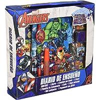 Berry Hip Diario de Ensueño de Avengers con Candado