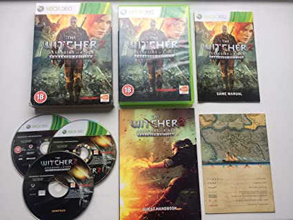 The Witcher 2: Assassins of Kings - Enhanced Edition (Xbox