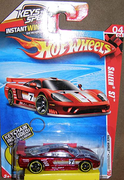 Amazon.com: 2010 Hot Wheels 172/240 Race mundo 04/04 llaves ...