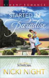 It Started In Paradise (Mills & Boon Kimani) (The Chandler Legacy, Book 1)