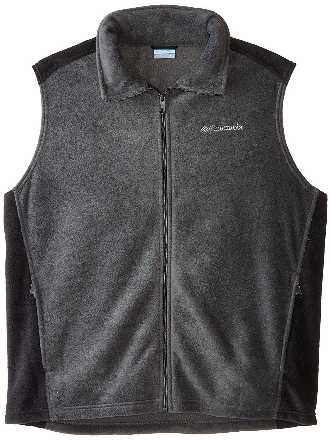 Columbia Men's Big Steens Mountain and Tall Vest Columbia Men' s Sportswear 1639262