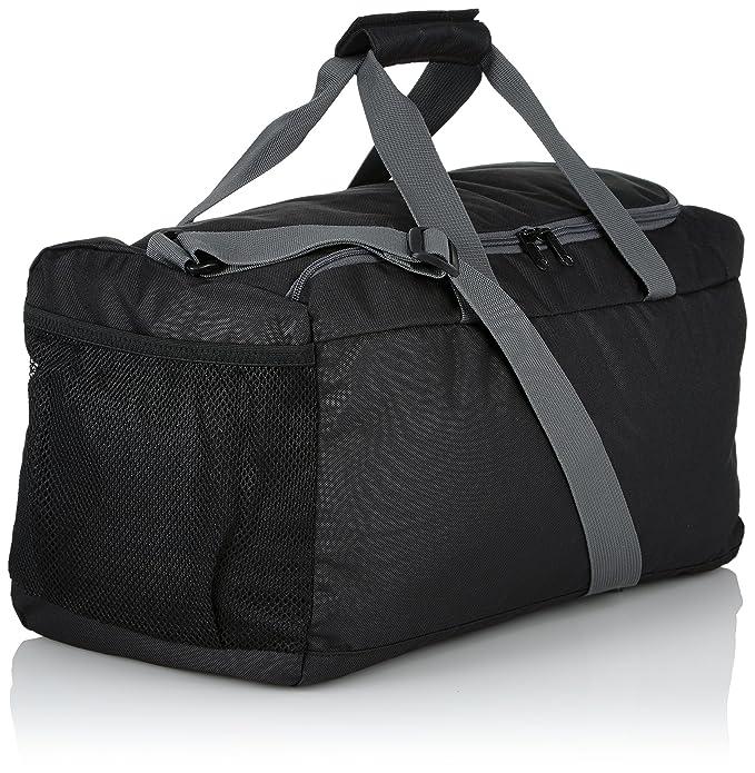 f3f5d7196 Puma Bolsa Fundamentals Sports Bag Negro Negro Talla:45 x 24 x 24 cm, 24  Liter: Puma: Amazon.es: Deportes y aire libre