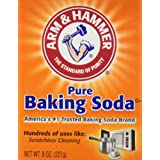 ARM & HAMMER Pure Baking Soda 8 oz (Pack of 6)