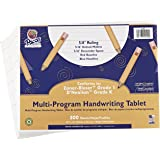 School Specialty Handwriting Paper - 5/8 Rule, 5/16 Dotted, 5/16 skip - 10 1/2 x 8 inch - 500 Sheets