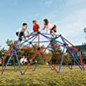 Lifetime Geometric Dome Climber Jungle Gym (Primary Colors)