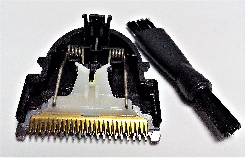 Nueva cortapelos cuchillas para Philips QC5315 QC5339 QC5340 QC5345 QC5350 QC5370 QC5380 QC5390– Recortadora de barba – Cúter cuchilla afeitadora maquinilla de afeitar cabeza accesori