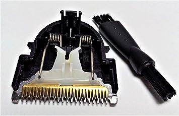 Nueva cortapelos cuchillas para Philips QC5315 QC5339 QC5340 ...