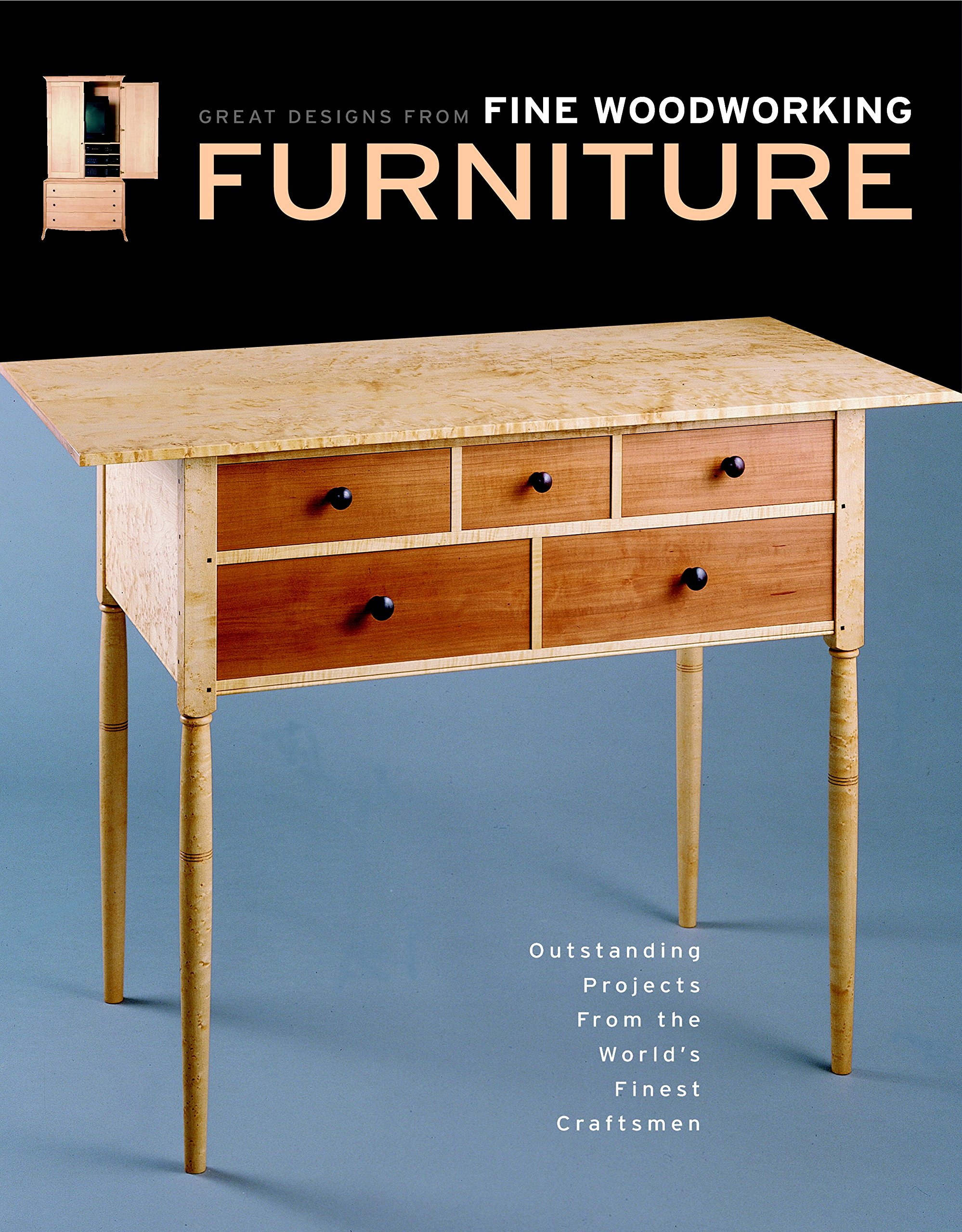 Furniture Great Designs From Fine Woodworking Editors Of