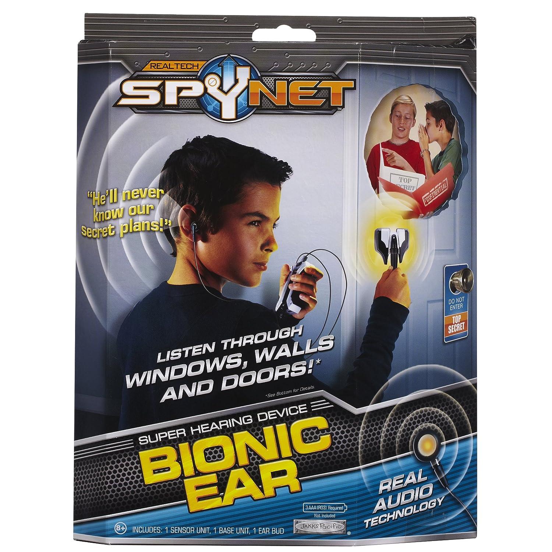 Spy Net Bionic Ear Jakks 28538 AMZ241