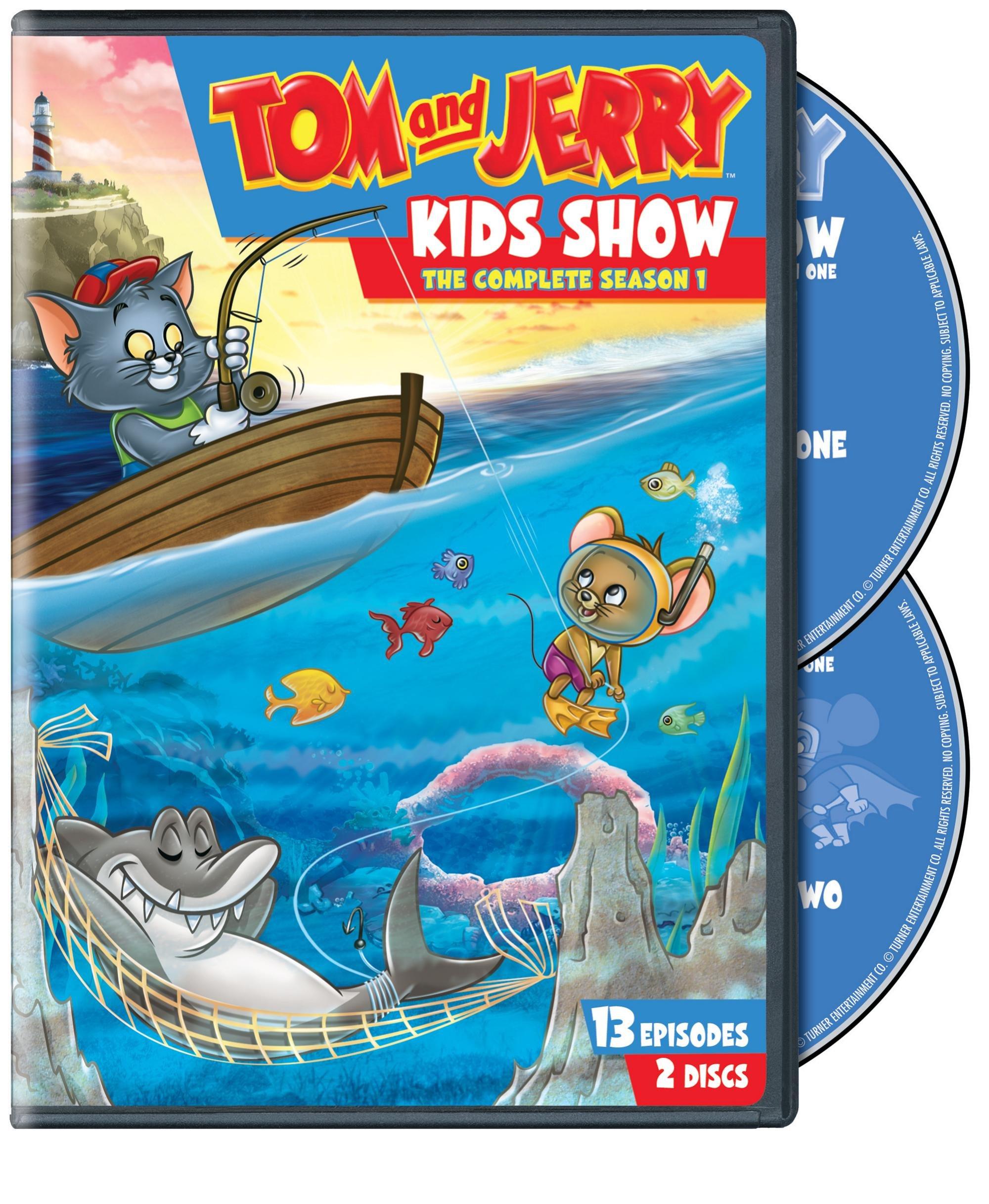 Tom & Jerry Kids Show: Season 1 by Warner Bros.