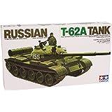 Tamiya - 35108 - Maquette - Char D'assaut - Tank T62 A