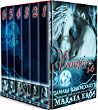 Vampire (Alpha Claim Box Set, 1-6): A New Adult Paranormal Romance
