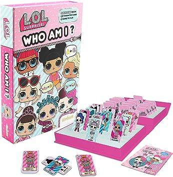 Amazon.es: L.O.L. Surprise! Munecas LOL Surprise Dolls Juguete para Ninas Actividad Creativa Actividades de Fiesta para Nina Confeti Glitter Pops L O L: Juguetes y juegos