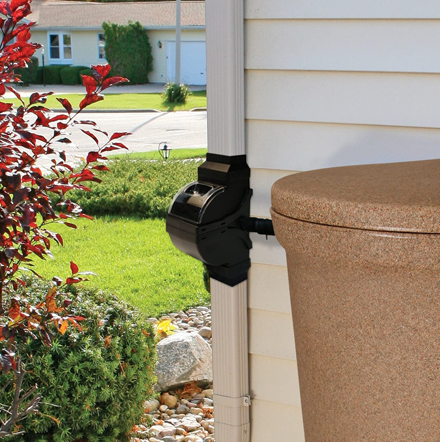where to find rain barrels for free