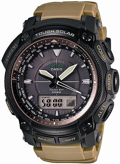 Casio PRW5050BN5JF - Reloj para hombres