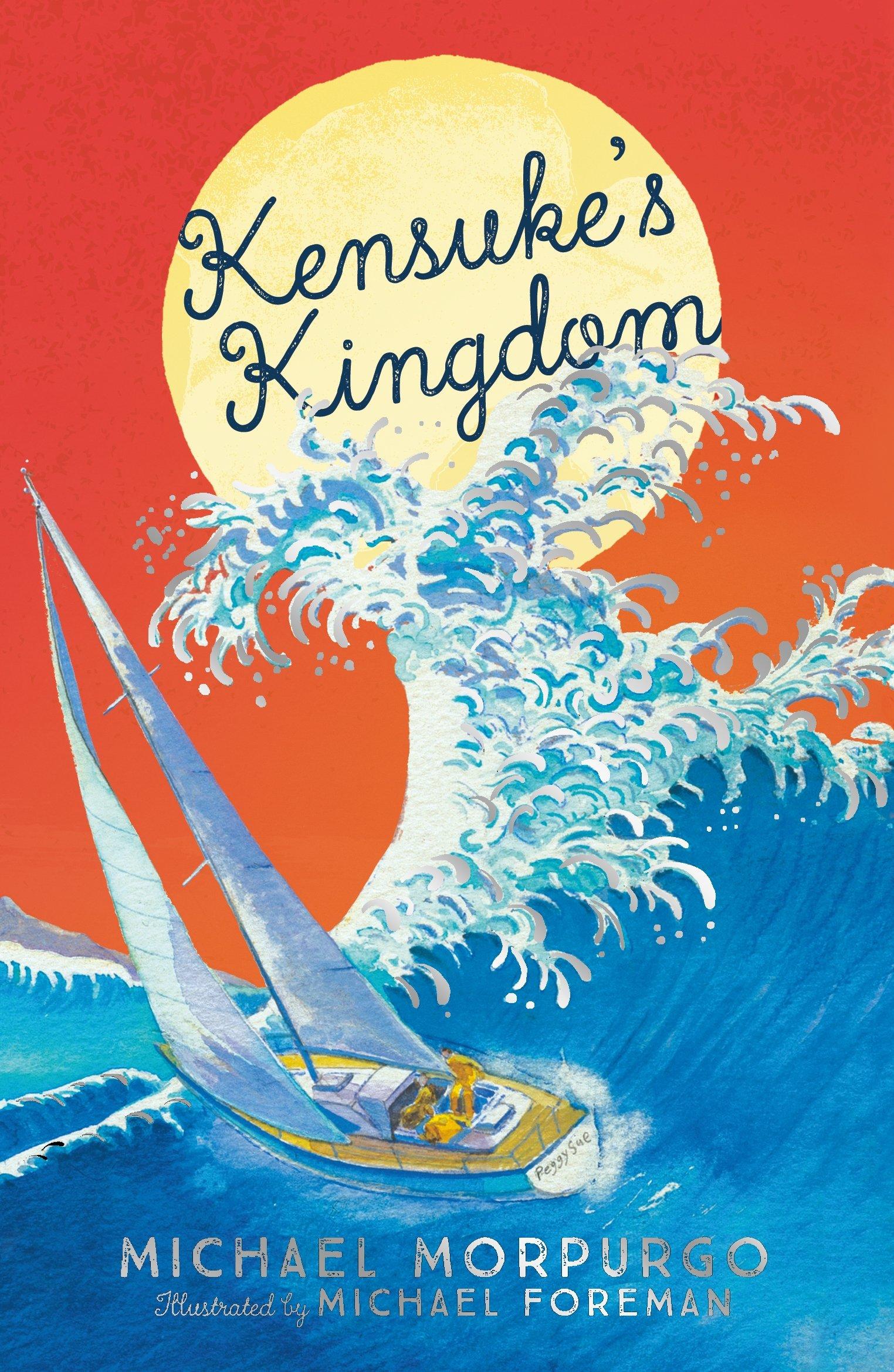 Kensuke's Kingdom (Egmont Modern Classics): Amazon.co.uk: Morpurgo,  Michael: Books