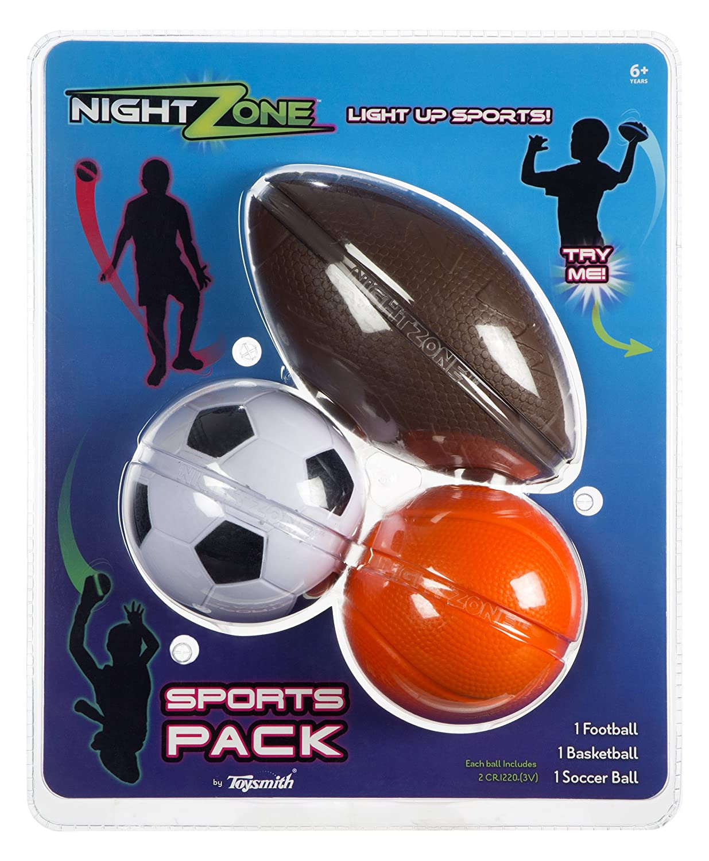 Nightzone light up rebound ball - Nightzone Light Up Rebound Ball 11