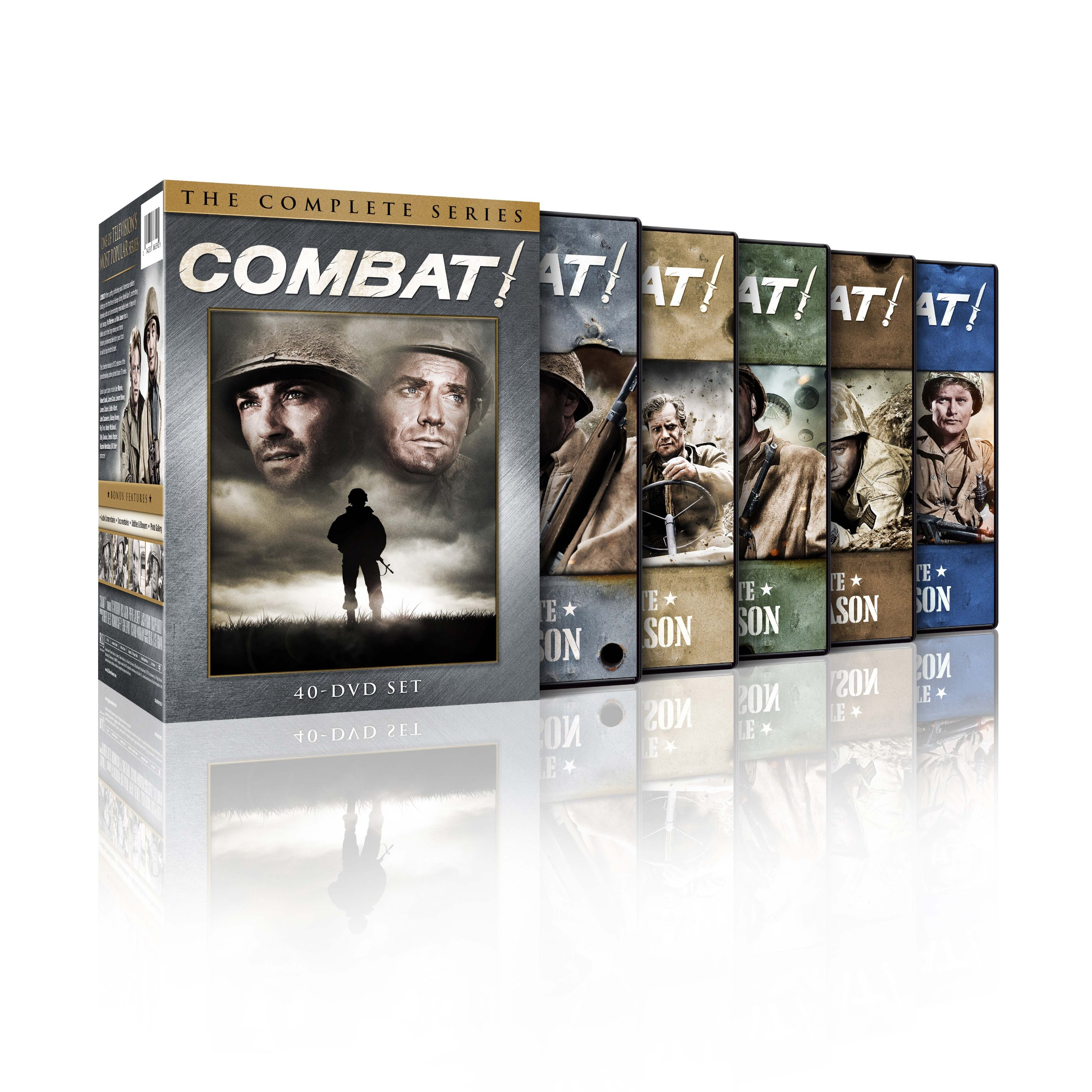 Combat!: The Complete Series by Image Entertainment