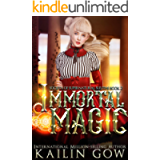 Immortal Magic: A RH Mystery (Society of Supernatural Sleuths Book 2)