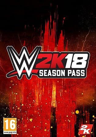 WWE 2K18 Season Pass Edition DLC | PC Download - Steam Code: Amazon