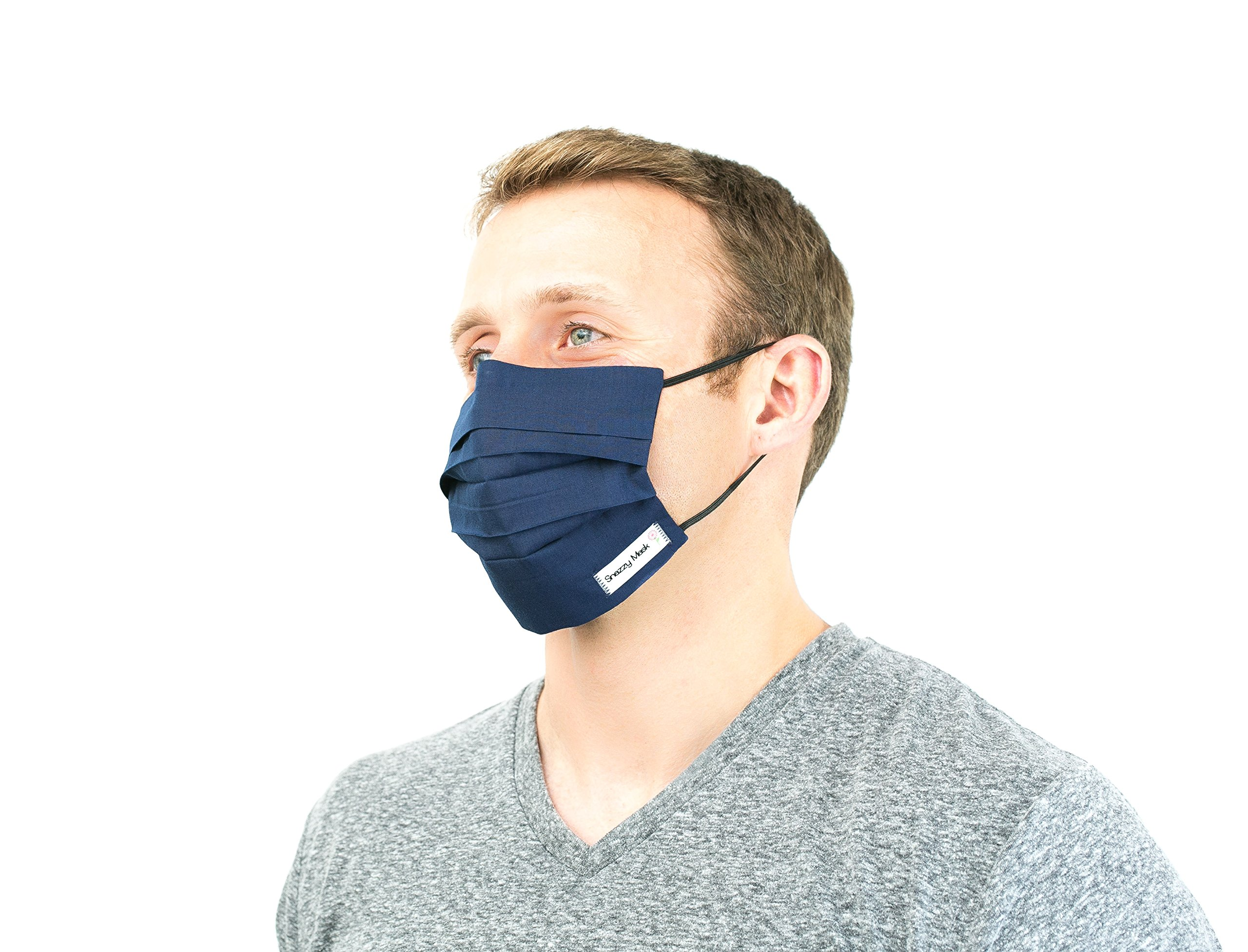 Masks - Mask Face Men's Washable Surgical Reusable Sanitary Cotton