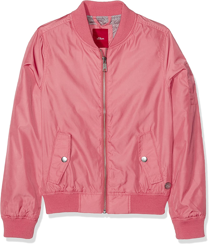 176 Rosa Pink 4303 s.Oliver M/ädchen 73.703.51.6237 Jacke XL